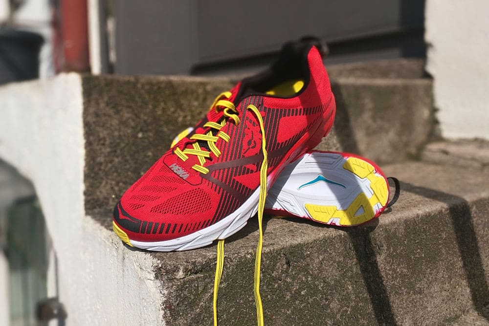 hier:Test: HOKA ONE ONE Tracer 2