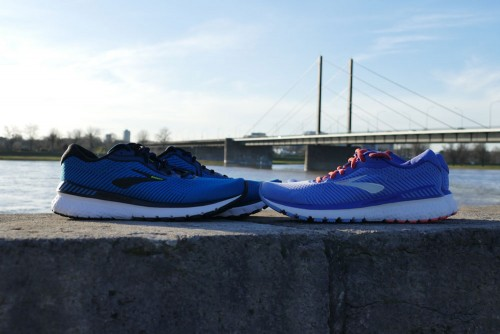 Test: BROOKS Adrenaline GTS 20