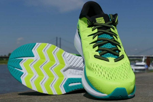 Galerie: SAUCONY Ride ISO 2 sole