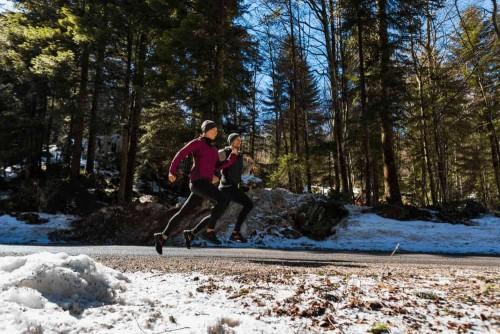 Laufschuhe für den Winter