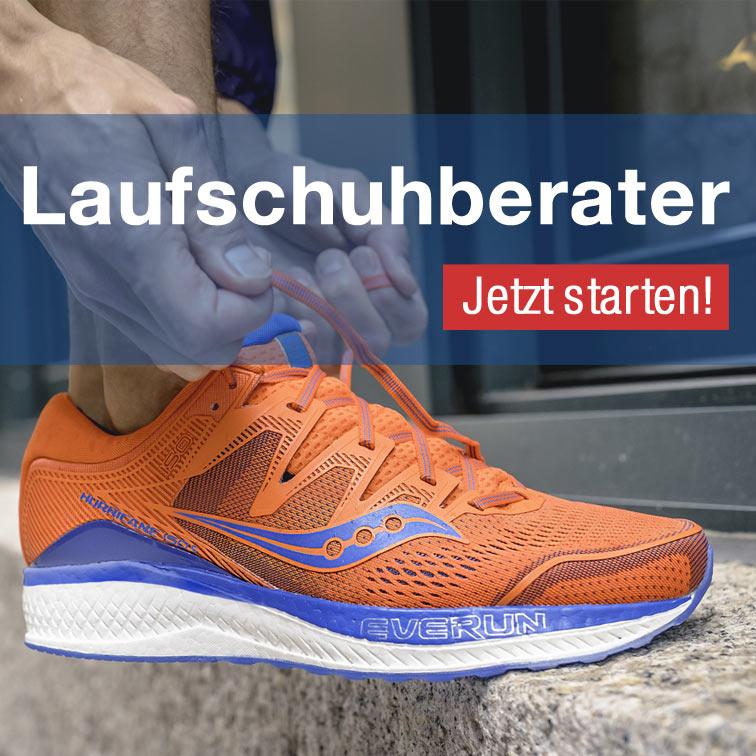 Laufschuhberater