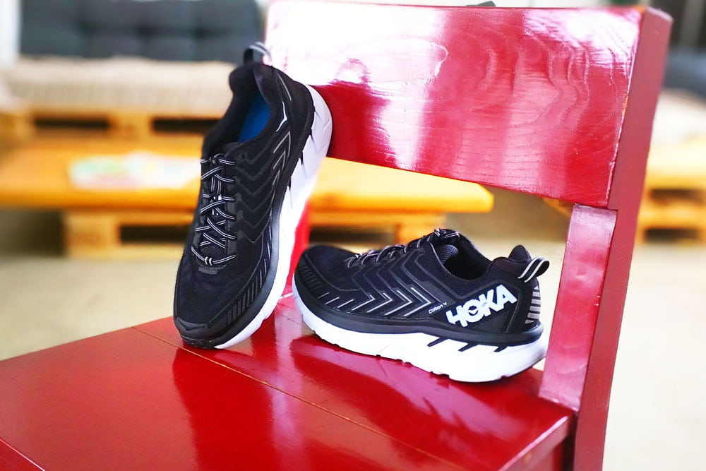 hier:Test: HOKA ONE ONE Clifton 4