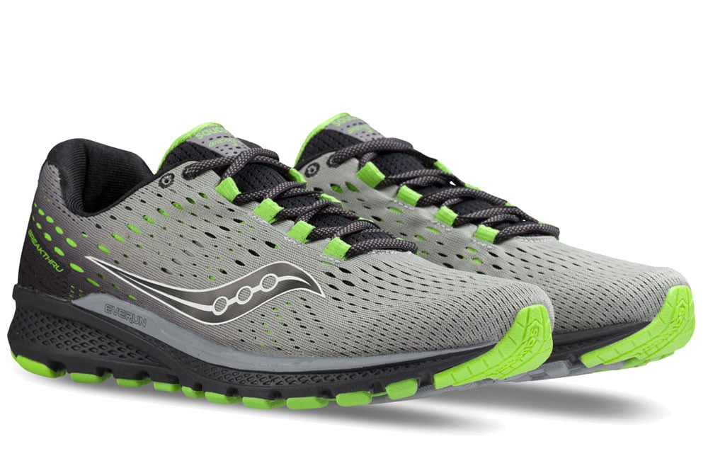 hier:Test: SAUCONY Breakthru 3