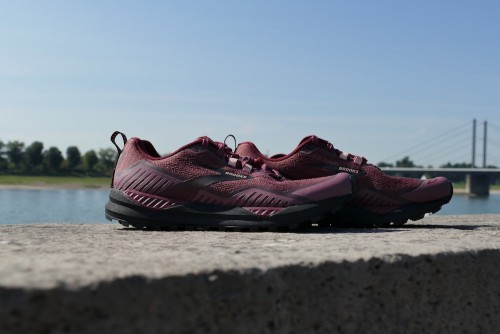 Test: BROOKS Cascadia 15