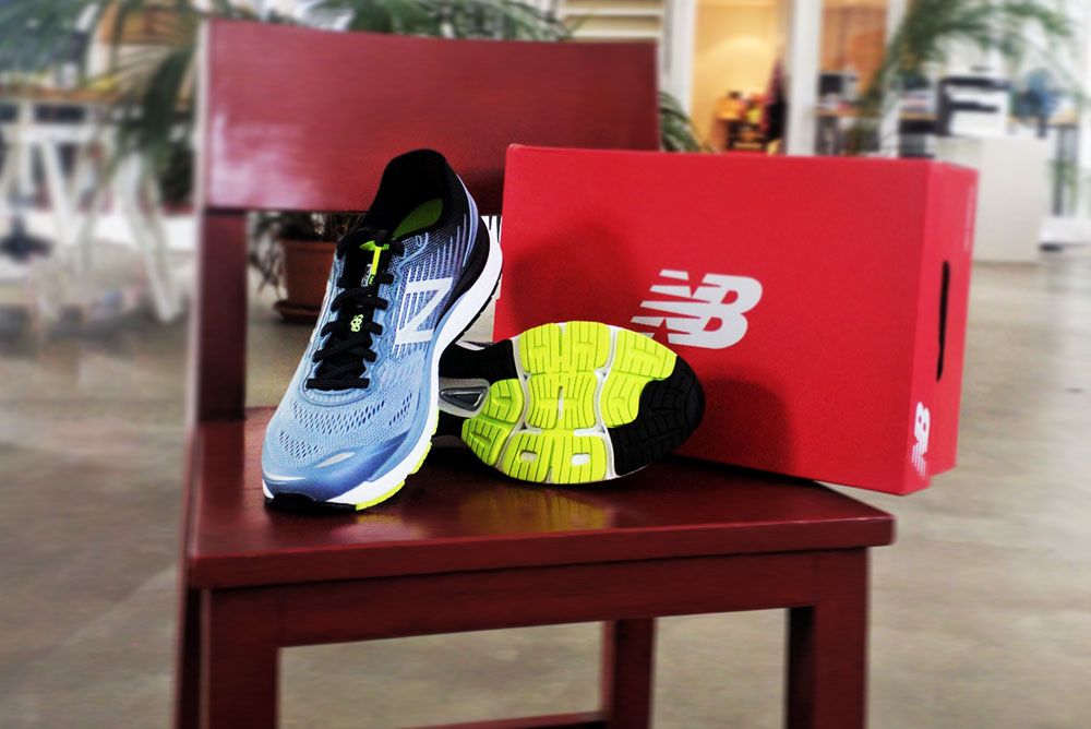 hier:Test: NEW BALANCE 880 v8