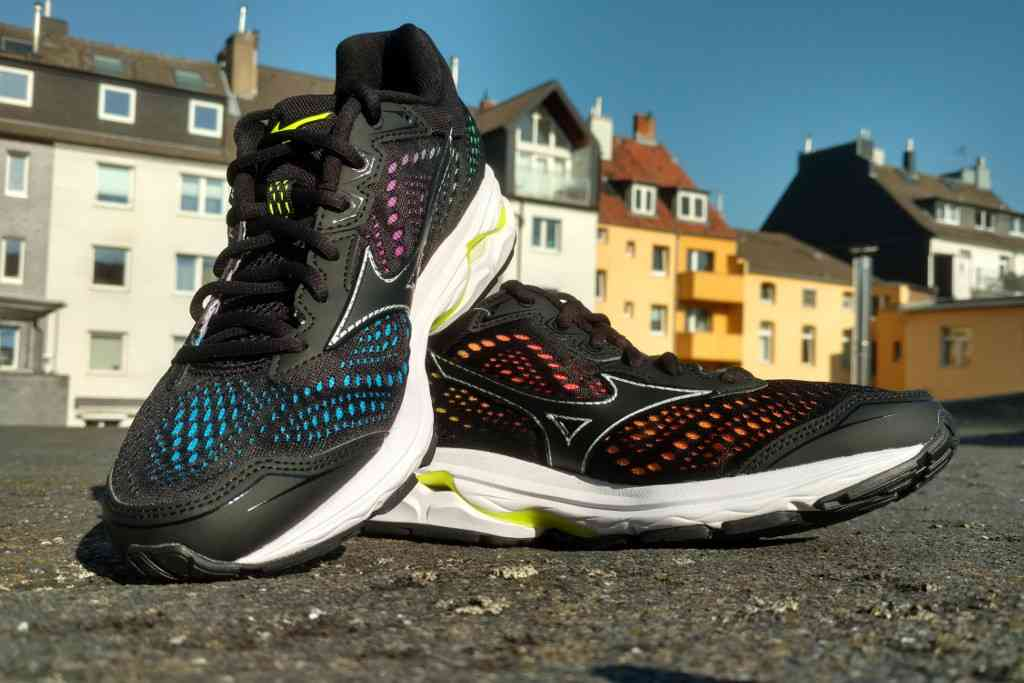 Test: MIZUNO Wave Rider 22