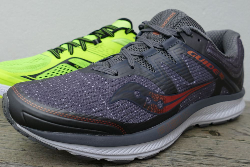 hier:Test: SAUCONY Guide ISO