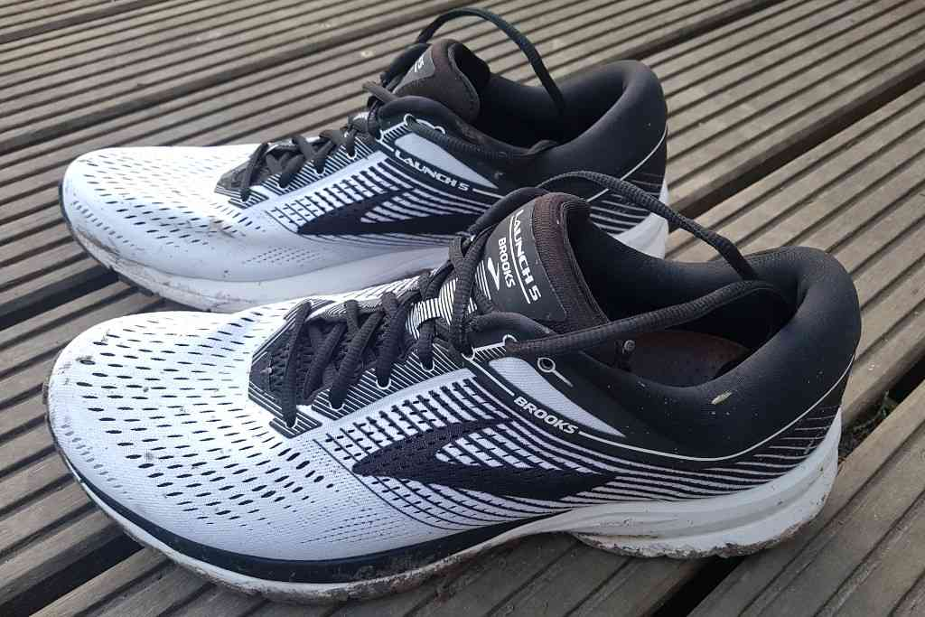 hier:Test: BROOKS Launch 5