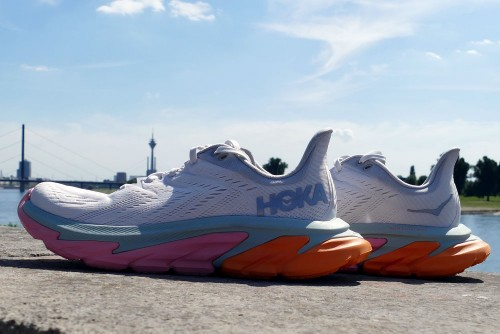 Test: HOKA ONE ONE Clifton Edge