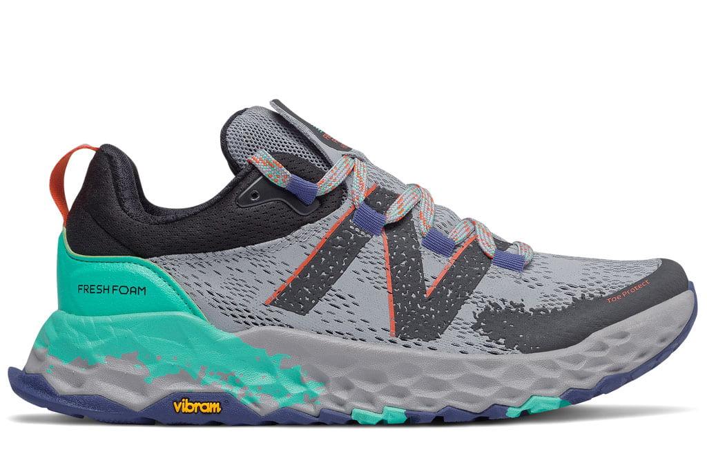 New Balance Damen Fresh Foam Hierro v5 Turnschuhe Laufschuhe Sneaker Schuhe Rot