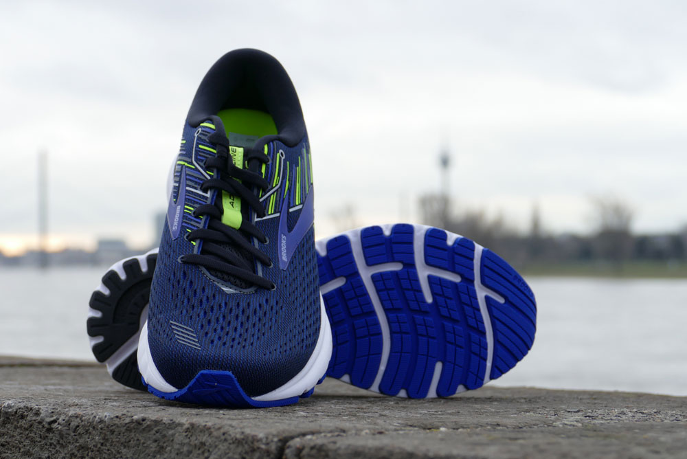 hier:Test: BROOKS Adrenaline GTS 19